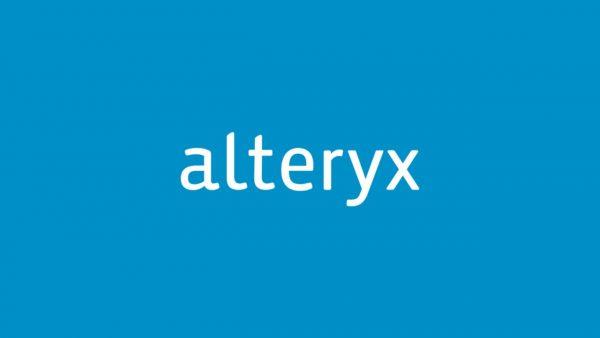 Illustration formation Alteryx